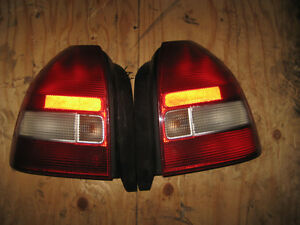 HONDA CIVIC EK9 B16B TYPE R TAIL LIGHTS JDM CIVIC EK9 TAIL LIGHT