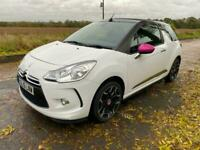 2015 Citroen DS3 1.6 VTi DStyle by Benefit 2dr cat s CONVERTIBLE Petrol Manual