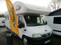 Fiat DUCATO 15 JTD BACK TO BAC LUNAR CHAMP
