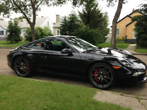 2012 Porsche 911 Carrera S Coupe 991 Series