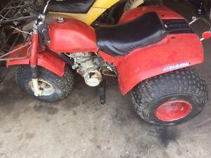 Honda 185 Part Out