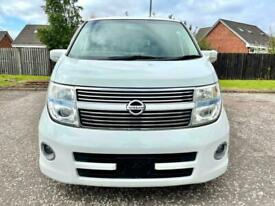 2008 Nissan Elgrand 2008 FRESH IMPORT HIGHWAY STAR 3.5 V6 AUTO 8 SEATS LEATHER P