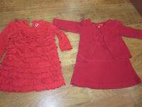 GIrl clothes size 12-18 months