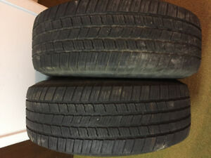 Tires 255/65/17