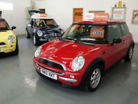 2002 MINI ONE - EXCELLENT CONDITION - JULY 2017 M.O.T - MORE MINI'S IN STOCK