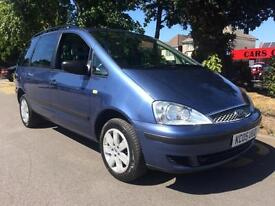 Ford Galaxy 2.3 AUTOMATIC 2005.5MY LX WARRANTY INCLUDED HPI CLEAR WITH M.O.T