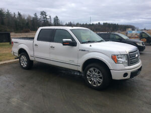 2011 Ford F-150 SuperCrew Platinum Pickup Truck
