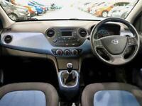 2016 Hyundai i10 1.2 Premium 5dr Hatchback Petrol Manual