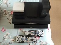 Sky +Hd boxes etc