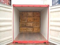 20' and 40' storage containers for rent