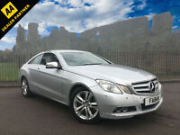 2011 61 Mercedes-Benz E250 2.1CDI SE Edition 125 Manual Coupe *NAV HEATED SEATS*