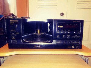 Pioneer Elite 101 CD player