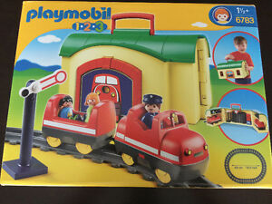 Playmobil - My Take Along Train (6783) Kitchener / Waterloo Kitchener Area image 1