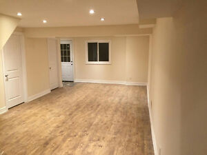 NEWLY RENOVATED BASEMENT APARTMENT IN PICKERING
