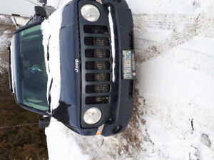 2008 Jeep Patriot Base Other