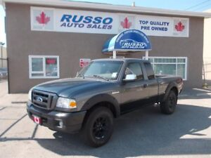 2007 Ford Ranger 4WD SuperCab