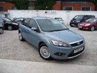 2008 Ford Focus 1.6TDCi 110 Titanium, 12M MOT, FULL HISTORY, £30 TAX, EW CD RCL