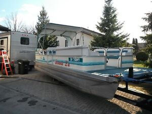 ONLY $ 6995 for a 24 ft. PONTOON!!