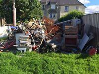 Free scrap metal. Must uplift. Needs gone ASAP