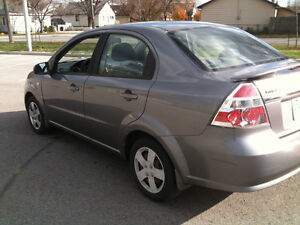 2007 Chevrolet Aveo certified and e tested Sedan