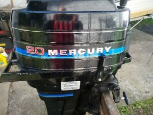 mercury 20 hp