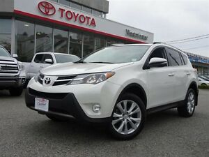 Toyota RAV4 AWD Limited 2014