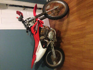 2006 Honda crf 230f mint