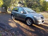 2008 Suzuki SX4 1.6 GLX A/C, NEW MOT £1995 .**JUST REDUCED **