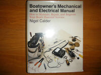 Boat Mechanical & Electrical Service Manual by Nigel Calder