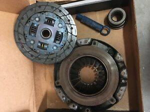 Honda S2000 2001 Transmission & Clutch & Flywheel