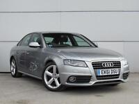 2011 AUDI A4 2.0 TDI 170 S Line Parksensor Leather Bluetooth