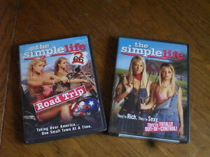 The Simple Life Television Series DVD's (2 Seasons)