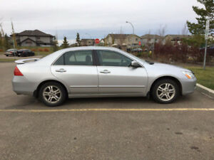 2007 Honda Accord Sedan - Winter Tires - Low Mileage