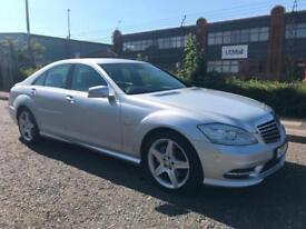 ***MERCEDES-BENZ S350 CDI FULL AMG STYLING•FULLY LOADED•SATNAV****