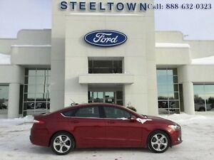 "2014 Ford Fusion ""SE SEDAN FWD MOONROOF""   - Certified - $110.03"