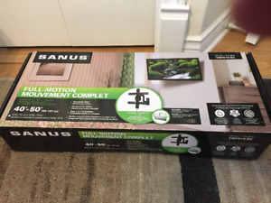 "Sanus 40"" - 50"" Full Motion Flat-Panel TV Wall Mount"