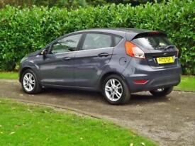 Ford Fiesta 1.0 Zetec 5dr PETROL MANUAL 2014/14