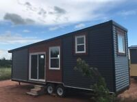 Looking for land to park tiny house