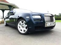 ROLLS-ROYCE GHOST 6.6 - 2012/12