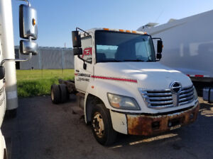 2008 Hino 258 Truck for sale
