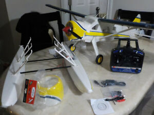 Dynam Beaver Rc Plane