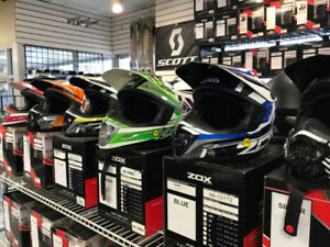 Youth ATV Helmets (All colours, styles, and sizes!)