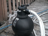 Clearwater Sand Filter