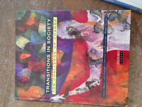 Transitions in Society The Challenge of Change HSB4M textbook