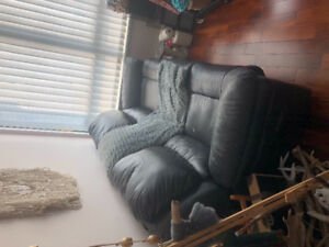 Free couch and lamp