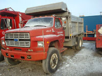 1989 Ford F-800 Autre