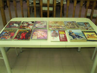 LARGE SELECTION OF VINTAGE EATONS & SEARS CATOLOGUES