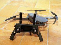 DJI Mavic Pro Drone with Polar Pro Cinema Vivid Filters
