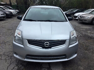 "2010 NiSSAN SENTRA 2.0 S""NO ACCIDENT/TWO 2 YEARS WARRANTY"""