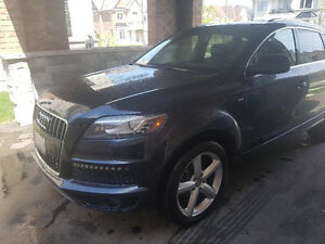 2012 Audi Q7 S-Line SUV For Sale